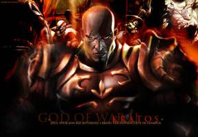Kratos:God of War II by NewYorkGRIND