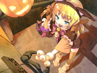 Halloween by mu-h