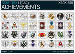 Star Trek Legacy Achievements