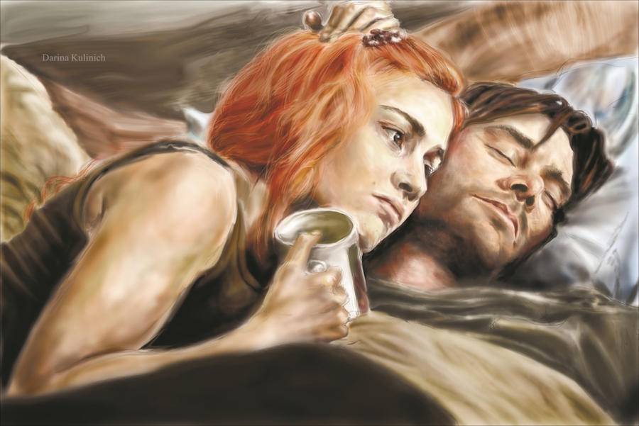 Eternal Sunshine of the Spotless Mind by DarinaKulinich on ...