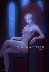Throne YCH 2 [Open]