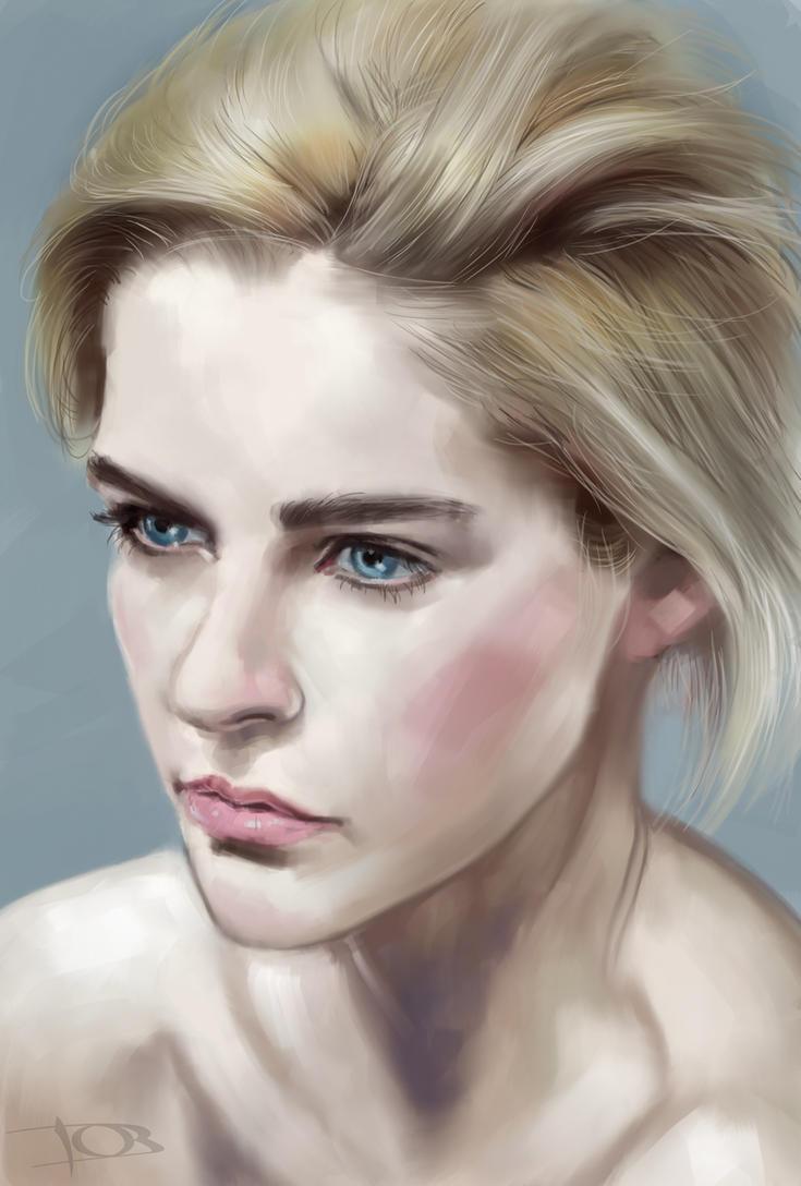Lorin sketch by tonyob