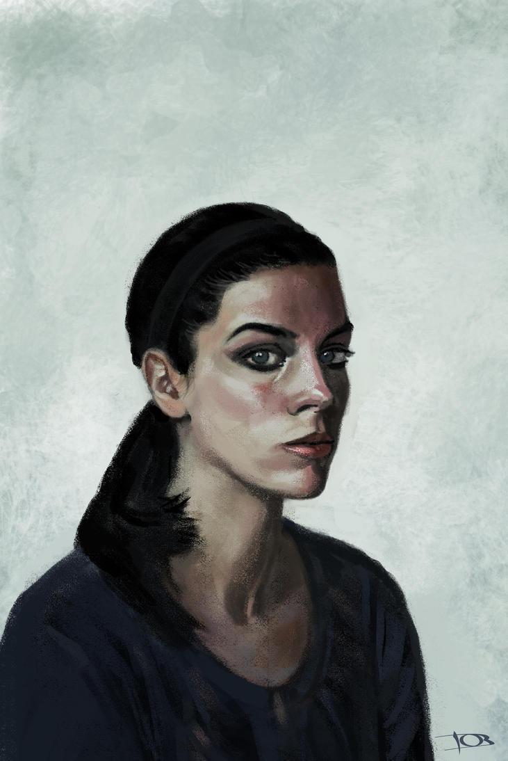 Marina sketch by tonyob