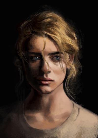 Model sketch by tonyob