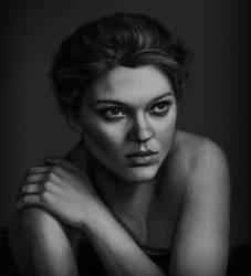 Lea Seydoux sketch 11