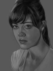 Mary Elizabeth Winstead sketch 3