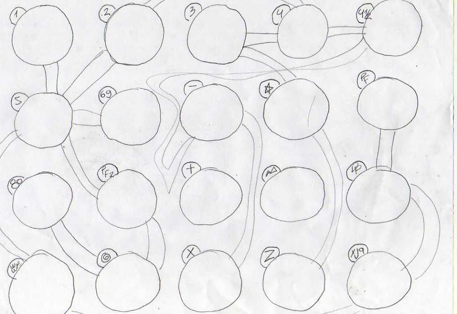 mapa multidimensional by elgrafitorebelde