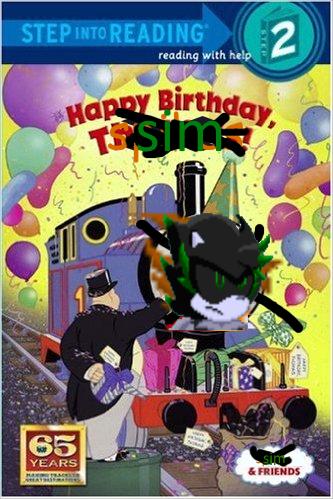 Happy Birthday Supertails by ThomasandSonicYT