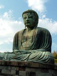 Buddha by roryrhorerton