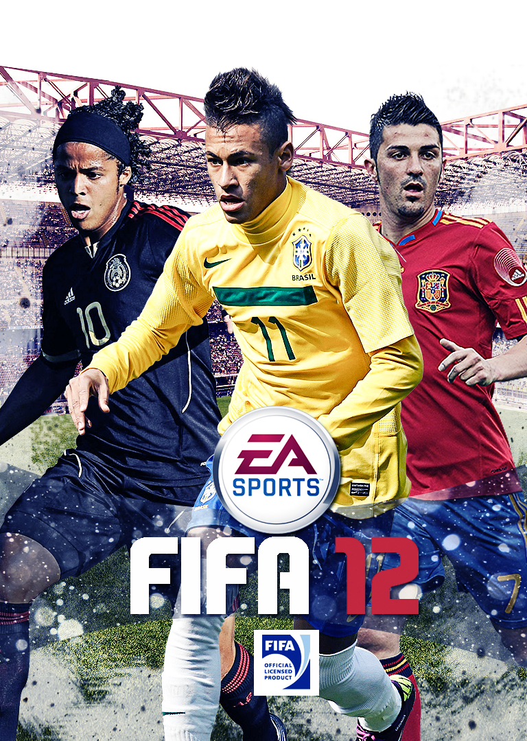 FIFA 12 COVER by PACORF on DeviantArt