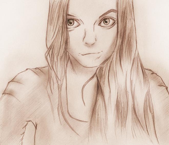 Portrait by mesomagik