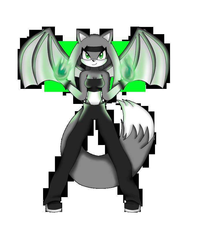 The Elemental Mobian Cat Dragon by techna3 on DeviantArt