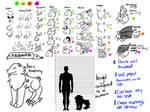 .:CLOSED SPECIES:. Ribbonata + Traits