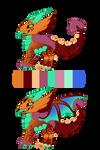 .:CLOSED:.Haribo Drachen Candy Raptor Auction