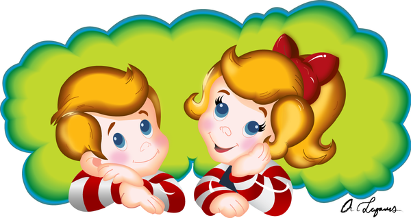 candyland   the kids by djlaza on deviantart