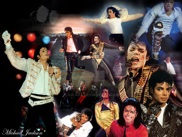 Michael Jackson by DJLAZA