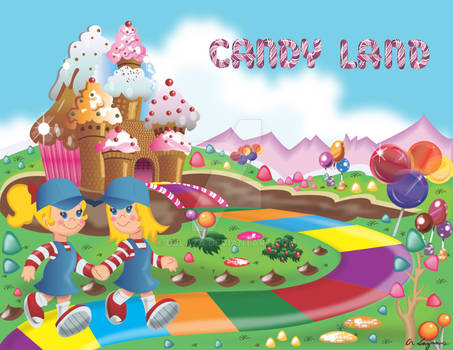 Candyland Path