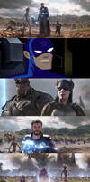 Thor saves Atom