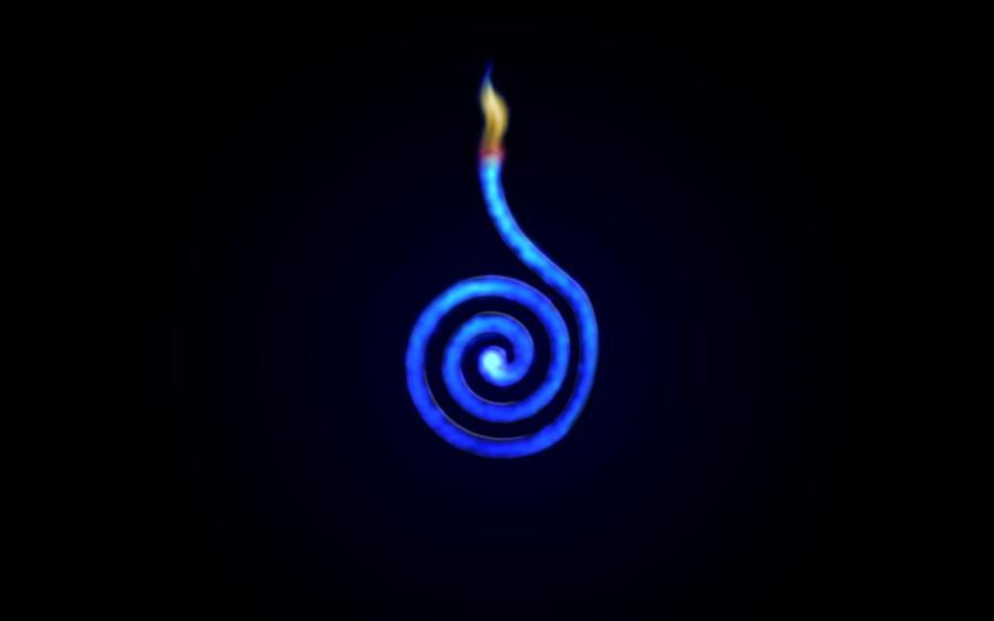 Blue Spirals Wallpapers: Blue Spiral Wallpaper V2 By Magasta-Aurion On DeviantArt