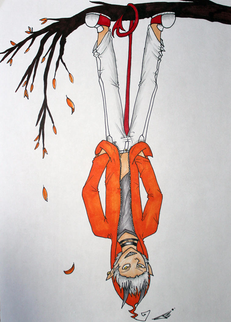 Fall by Kikitwou