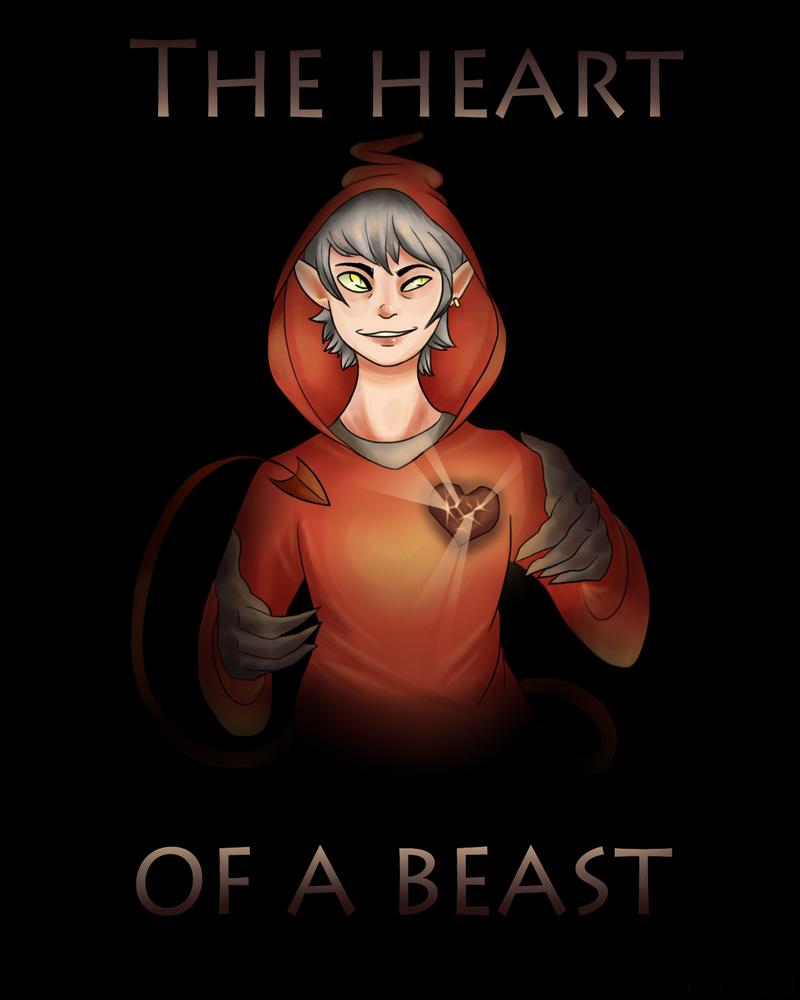 The Heart of a Beast by Kikitwou