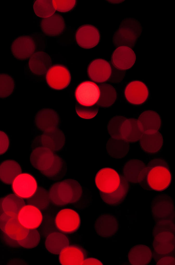 Red Bokeh by 0xkyleax0...