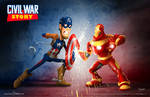 Civil War Story - Woody vs Buzz