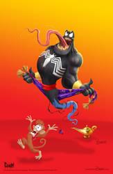 Venom Genie mash up - GENOM