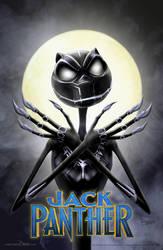 JACK PANTHER - Mash Up Illustration