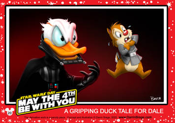 A Gripping Duck Tale for Dale