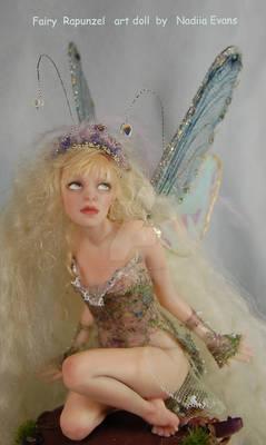 fairy Rapunzel, doll