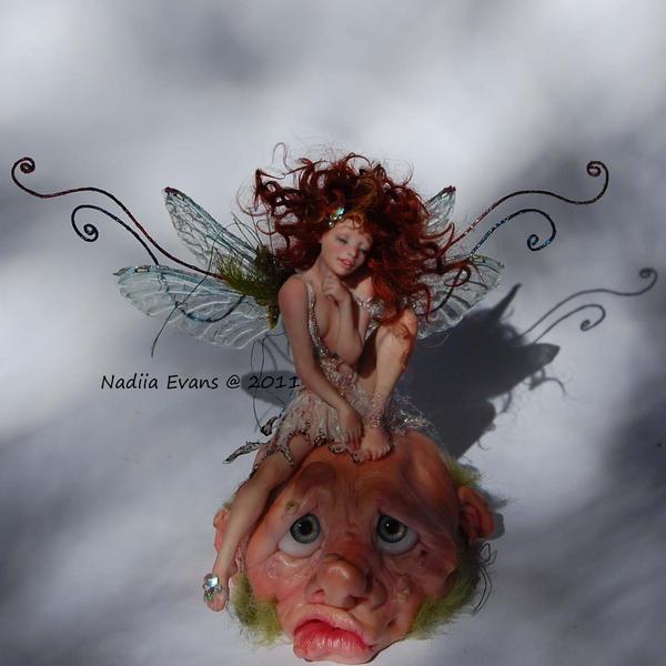 faerie Taryn goblin Gragkhom
