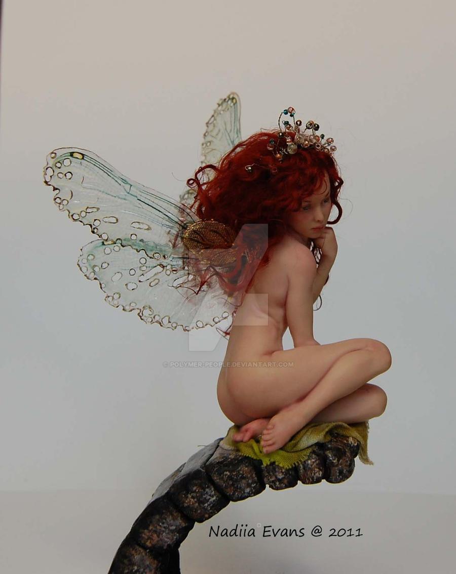 Fairy 'Her Secret Place'