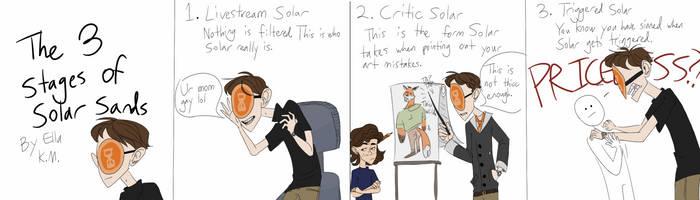 Solar Sands Comic Contest