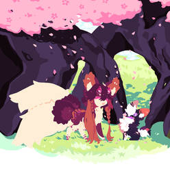 [Elnin Prompt 1] A Growing Family by mofumofu11cm