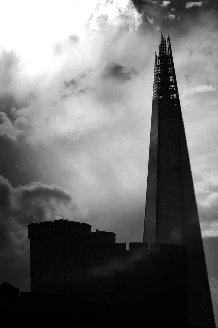 dark tower by rorshach13