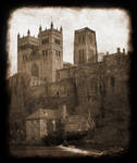 Cathedral Sepia