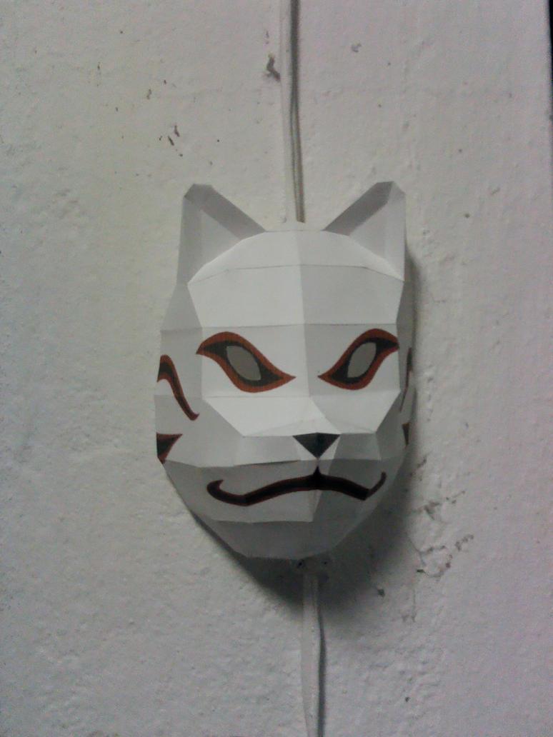 Kakashi Anbu Mask by MCanha on DeviantArt
