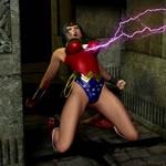 Wonder Woman Electrified