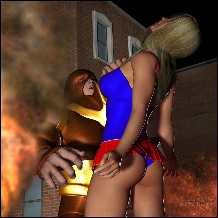 Supergirl Fading 02 by LordSnot