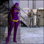 Eavesdropping Bat