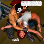 Overwhelmed Widow 02