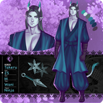 YW: Takeru -ficha