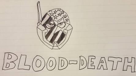 Inktober: BLOOD-DEATH (SUPER!)