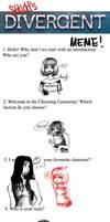 Meme - Divergent