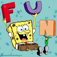 spongebob by magicaldoll