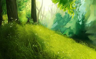 White Meadow - The Veiled Wildwoods
