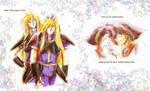 Slayers mirrored- Gourry, Amelia