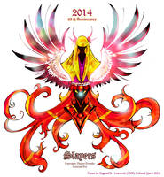 25th anniversary of Slayers