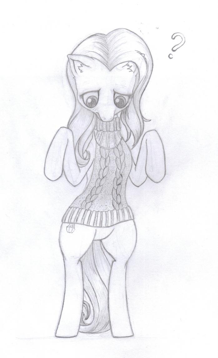 Virgin-killer sweater cuddling panacea by Aethersly